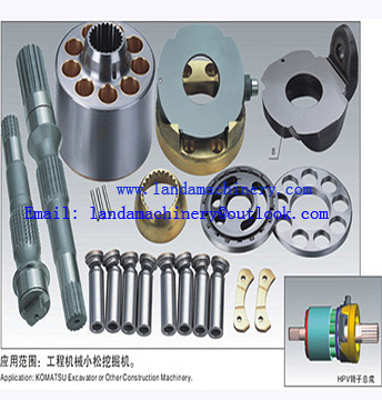 Komatsu Excavator Hydraulic Pump Parts PC200 Hydraulic Component