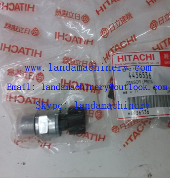 Hitachi 4436536 Pressure sensor for ZX200 Excavator Hydraulic Pump