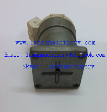 Hitachi 9258047 Solenoid Valve for EX200-2 EX200-3 Excavator spare part
