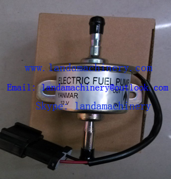Yanmar 129612-52100 Electric fuel pump 12V