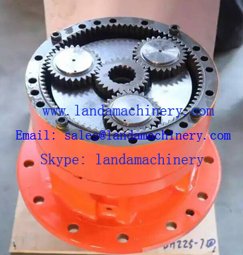 Daewoo DH225-7 Excavator Swing Machinery Swing Motor Reductor Device