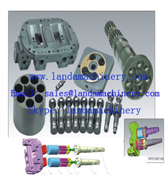 HPV102 9152668 HPV105 hydraulic pump EX200-5 ZX200-5 component hydro parts