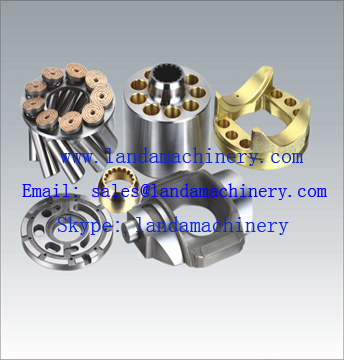Excavator PC360-7 hydraulic main pump replacement repair parts 708-2G-00024 spare parts 708-2G-04141 708-2G-13311 708-2G-04151 rotating component