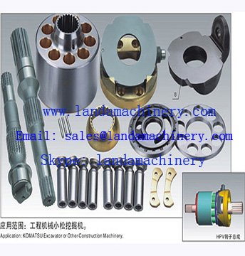 HPV160 hydraulic pump parts PC400 PC650 Excavator hydro Component