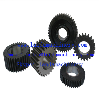 Excavator Swing Reduction Travel Reduction Planetary Gear for Swing motor final travel drive motor