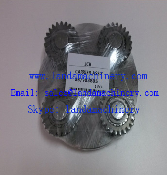 JCB Excavator parts JCB JS220 05/903805 Excavator Travel Motor Reductor Planetary Gear