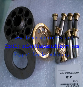 JCB Excavator Spare parts JS145 Excavator Hydraulic Pump parts 332/J1352 Replacement