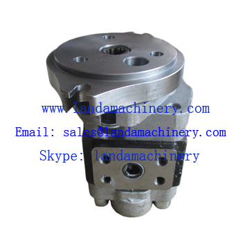 Yanmar VIO80 Excavator Hydraulic Gear pump pilot hydro component parts replacement service kit