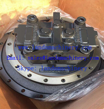 Home products parts for komatsu excavators hydraulic for Hydraulic track drive motor