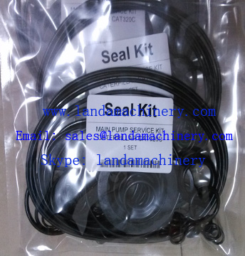 CAT 320C Excavator Hydraulic Main Pump Seal Kit Oil seal for Caterpillar Excavator