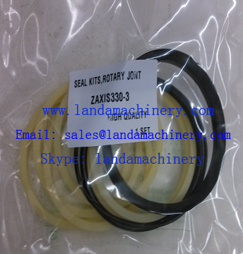 Hitachi ZX330-3 ZAXIS 330-3 excavator hydraulic Center Joint Oil Seal service kit