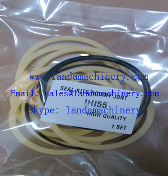 IHI55 Excavator hydraulic Swing rotary Joint Oil Seal NOK Service Kit