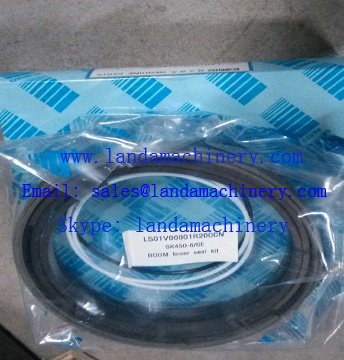 LS01V00001R200 Seal kit for Kobelco Excavator Repair Replacement parts