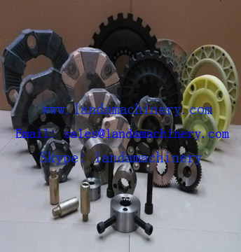 Construction Machines Engine drive Flexible Rubber Coupling flywheel power take-off