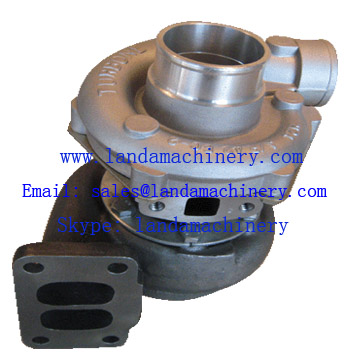 Komatsu PC100-5 Excavator S4D95 Engine Turbo 6207-81-8110 Turbocharger