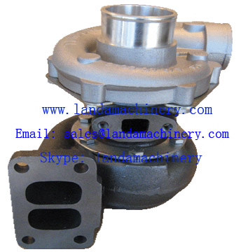 Komatsu PC200-6 excavator S6D95 Engine Turbocharger 6207-81-8331 Turbo