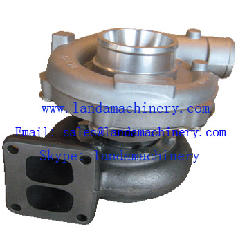 Komatsu PC300-6 Excavator S6D108 Engine Turbocharger 6222-81-8210 6222-83-8171 Turbo