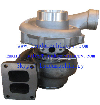 Komatsu PC400-5 PC400-6 Excavator S6D125 Engine turbocharger 6152-81-8500 6152-81-5210 Turbo