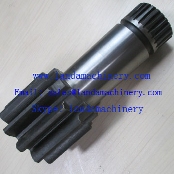 Hyundai XKBR-00063 R80-7 excavator swing motor reduction planetary gearbox drive shaft