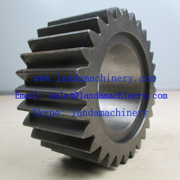 Kobelco SK350LC-8 excavator travel reduction final drive gearbox planetary gear LC15V00023S010 LC15V00023S017