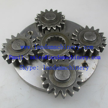 Hyundai R55-7 Excavator Swing Reduction Gear Sun Planetary Carrier