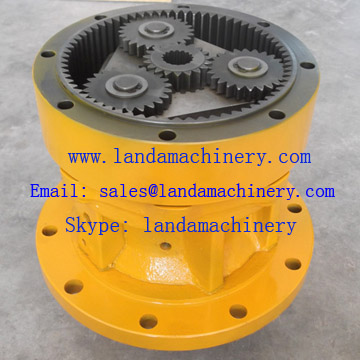 Kobelco SK135 Excavator Swing Reduction Gearbox YX32W00002F2 YX32W00002F1 reductor