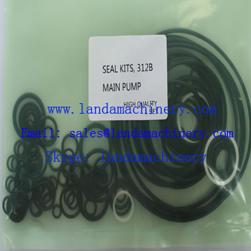 CAT 312B Excavator Hydraulic Pump Oil Seal Kit Seals Component