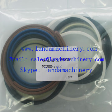 Home - Products - Parts for Komatsu Excavators - Oil Seal & Seal