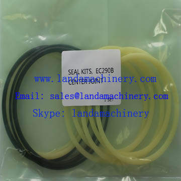 Volvo EC290B Excavator Seal Kit Swivel center Joint Hydraulic Oil Sealing