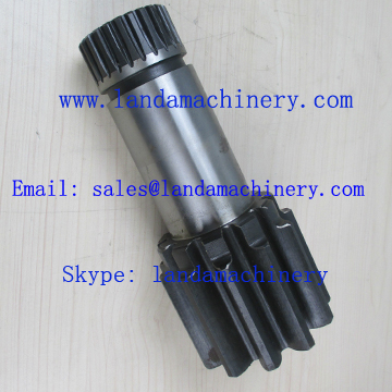 Hyundai XKBR-00063 R80-7 Excavator Swing Reduction Gearbox Drive Shaft