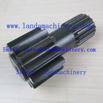 Kobelco YN53D00008S009 SK200-6E Excavator Travel Gearbox Shaft Pinion