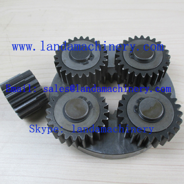 Komatsu excavator PC56-7 swing Reduction Gearbox Planetary Gear
