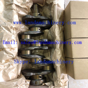 Komatsu PC130-7 Excavator Parts SAA4D95 Engine Crankshaft