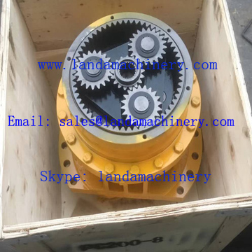 Komatsu PC200-8 Excavator Swing Motor Reduction Gearbox 20Y-26-00232