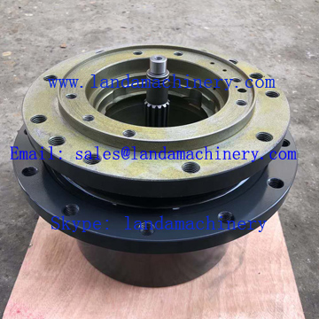 Komatsu PC55 PC56 Excavator Travel Motor Reduction Gearbox Final Drive
