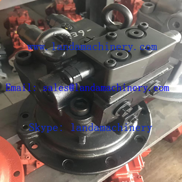 Kobelco SK200-6E Excavator Parts Swing Device Hydraulic Motor