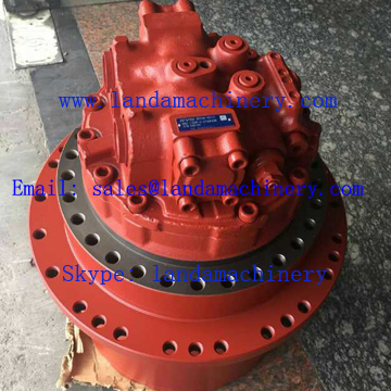 Kato HD820 Excavator Parts Travel Motor Reduction Gearbox Final Drive
