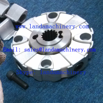 CAT 351-4126 284-7284 Excavator Engine Drive Hydraulic Pump Coupling