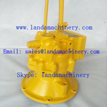 Komatsu PC200-7 Hydraulic Excavator Parts Swing Drive Motor