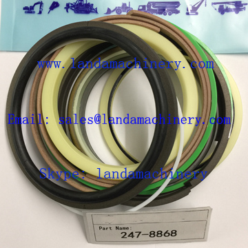 CAT 247-8868 320D Excavator Hydraulic Cylinder Seal Kit Repair Parts