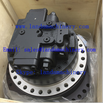 Kato HD820 Excavator Parts Travel Motor Final Drive Track Engine