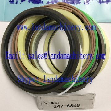 CAT 247-8868 320B 320C 320D Excavator Hydraulic Cylinder Seal Kit Crawler Digger Repair Parts