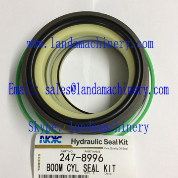 CAT 247-8996 320B 320C 320D Excavator Hydraulic Cylinder Seal Kit Oil Seals Set