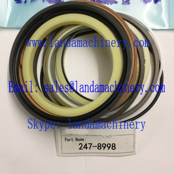 CAT 320B 320C 320D 247-8998 Excavator Hydraulic Cylinder Seal Kit Oil Seals