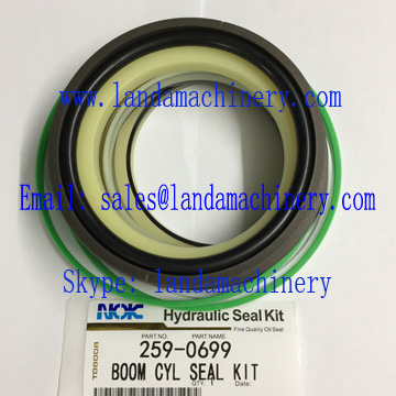 CAT 259-0699 Excavator Hydraulic Cylinder Seal Kit Oil Seals Repair Parts