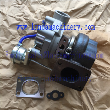 49178-00500 Mitsubishi TD04L-10T Excavator Engine Turbocharger 49377-01600 6205-81-8270