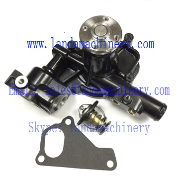 Yanmar 4D88 Engine Water Pump Cooling Excavator Spare Parts